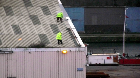 difficult-rescue-at-height-after-fall-from-ladder