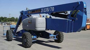 hse-safety-alert-genie-z13570-mobile-elevated-work-platform-(mewp)