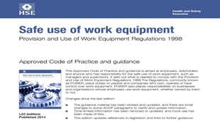 safe-use-of-work-equipment