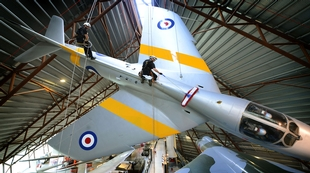 total-access-expert-site-services-team-are-up-with-the-planes-at-raf-museum-cosford