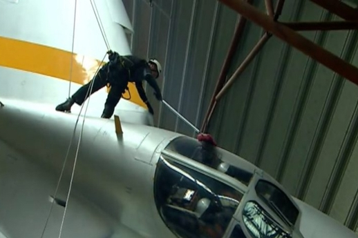 bbc-news---raf-cosford-cleaners-need-a-head-for-heights-