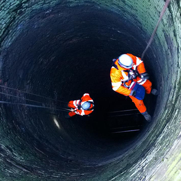 Confined Space Inspections