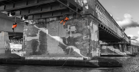 Rope Access Inspections and Surveys