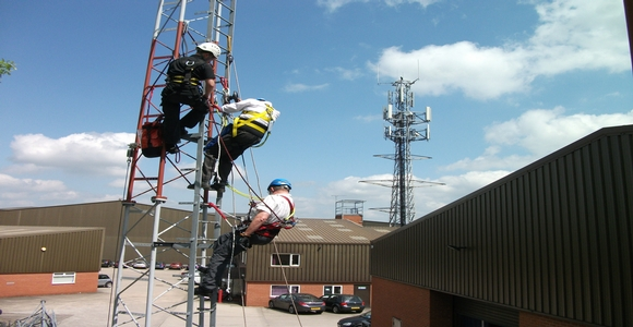 Working At Height Rescue & Supervision