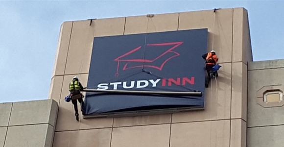 Sign Installation and Removal