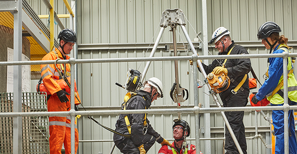 Confined Space Supervision