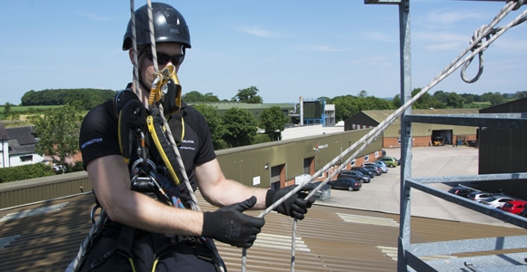 WORKING AT HEIGHT AND RESCUE EQUIPMENT