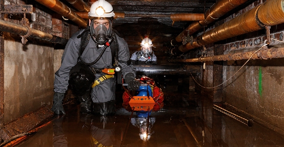 CONFINED SPACE SERVICES