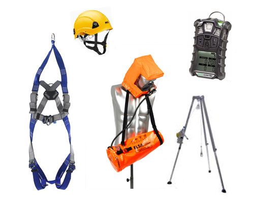 Confined Space Equipment | Arco Professional Safety Services