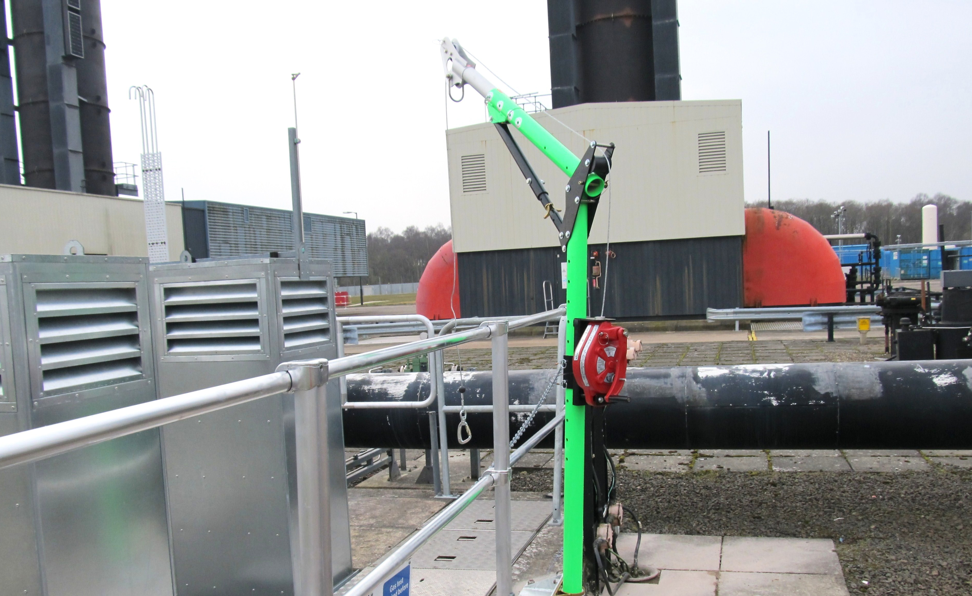 Confined Space Rescue systems | Arco Professional Safety