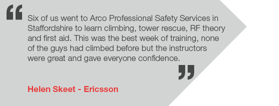 Training | Arco Professional Safety Services