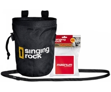 Singing Rock Chalk Bag Deal (Bag + Belt + Chalk)