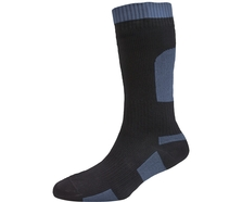 SealSkinz Mid Weight Mid Length Socks (Shoe 3-5)