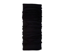 MERINO WOOL BUFF� 100% Natural Fibre (Black)