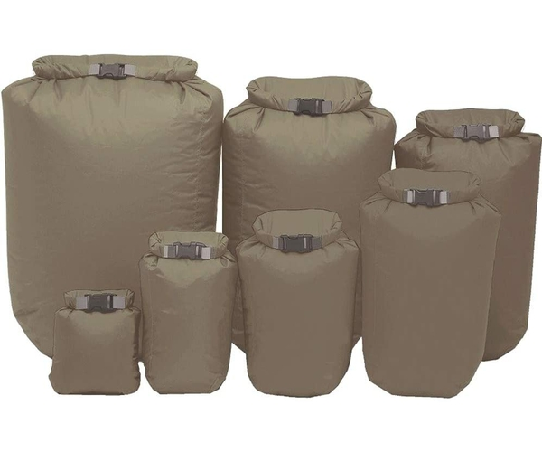 Exped Fold-Drybags 4 pack XS, S, M, L