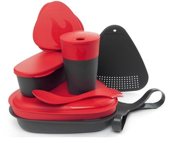 Light My Fire 8-Piece MealKit 2.0 (Red)