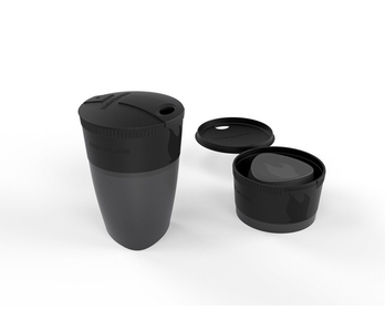 Light My Fire Pack Up Cup 260ml (Black)