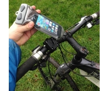Aquapac Bike Mounted Waterproof Phone & GPS Case