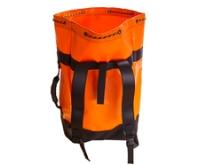 17.5L Rope Bag XS, Orange with Clear Pocket (8064)