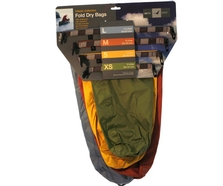 Exped Classic Fold Drybags 4 Pack (XS-L)