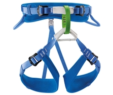 Petzl Macchu Adjustable Children's Sit Harness