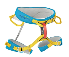 Singing Rock Garnet Sports Sit Harness (M/Azure)