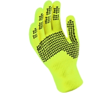 SealSkinz Ultra Grip Hi-Vis Yellow Gloves (XL/11)