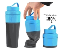 Light My Fire Pack Up Bottle 700ml (Cyan)