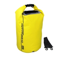 Overboard Waterproof Dry Tube Bag (30L / Yellow)