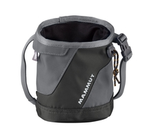 MAMMUT Ophir Drawstring Chalk Bag (Graphite)