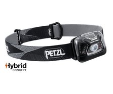 Petzl TIKKA 4 Long-Burn LED 2017 Headlamp (Black)