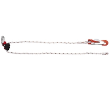 2m Maxiglide Adjustable Work Positioning  Lanyard.