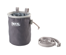 Petzl BANDI Chalk Bag [Grey] 2018