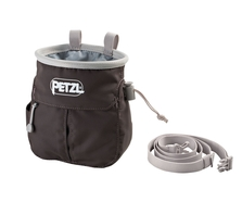 Petzl SAKAPOCHE Chalk Bag [Gray] 2018