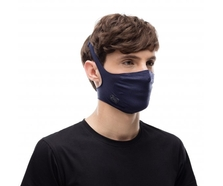Buff Filter Mask [Solid Night Blue]