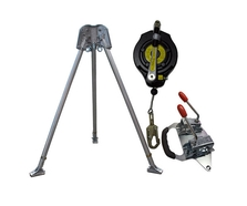 Abtech T03 Tripod, 15m fall arrest/recovery device