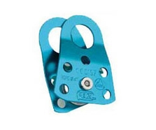 Petzl Mini P59 Swing Cheek Prussik Pulley, Blue