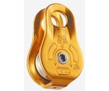 Petzl FIXE P05W Fixed Cheek Compact Pulley (Gold)