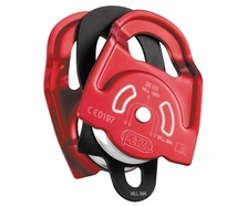 Petzl Twin P65A Swing Cheek Prussik Double Pulley