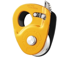 Petzl P53 Micro Traxion Progress Capture Pulley